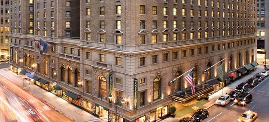 7nts at the 4* Roosevelt Hotel, New York