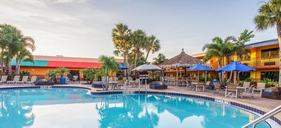 7nts at the 3* Coco Key Hotel and Water Park Resort, Florida