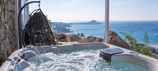 Mykonos: 5* luxury escape w/spa