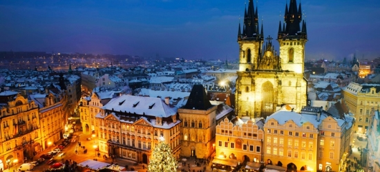 Mystery Christmas markets break: 2, 3 or 4 nights