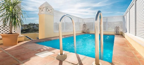 4* self-catering week in the Costa del Sol