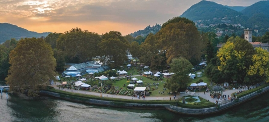Win a trip for two to Lake Como for Orticolario, Italy's top garden show