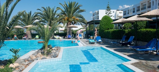7nt all-inc 4* Crete holiday