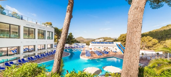 7 night self-catered apartment holiday in Ibiza