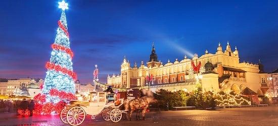 Krakow: 3nt Christmas market break