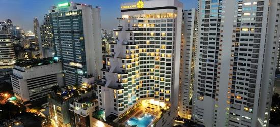 3nt 4* Bangkok city escape