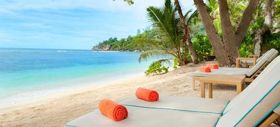 7nt 5* luxury Seychelles resort escape