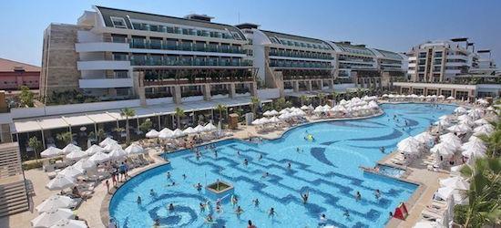 All-inclusive 5* beachfront Turkey holiday