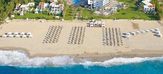 Crete: 5* half-board beach week