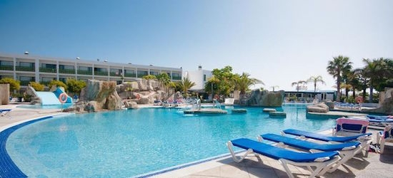 4* all-inclusive Lanzarote week