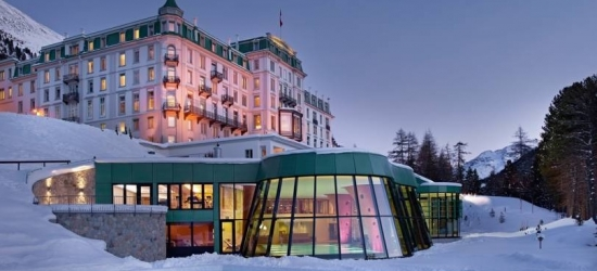 Win an incredible short break for two to Switzerland