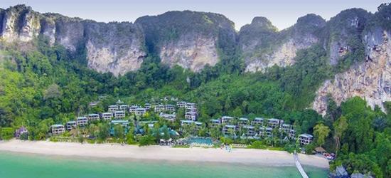 7nt 5* luxury Thailand resort holiday