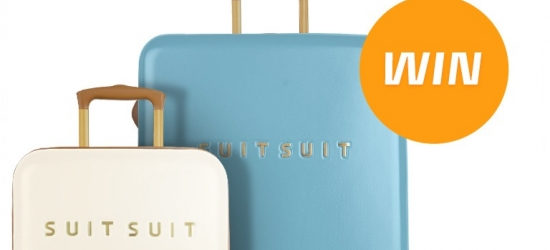 Win a SUITSUIT Fab Seventies collection luggage set