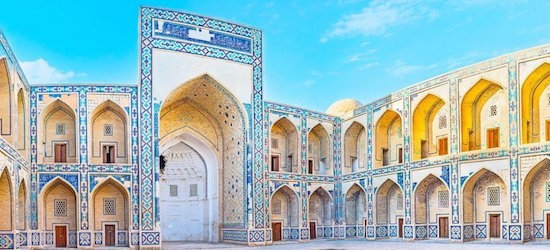 Uzbekistan: 9nt Cities of the Silk Road Tour