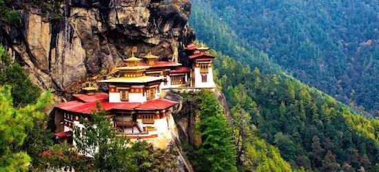 Nepal & Bhutan: 17nt Kathmandu Valley & Forbidden Kingdom Tour