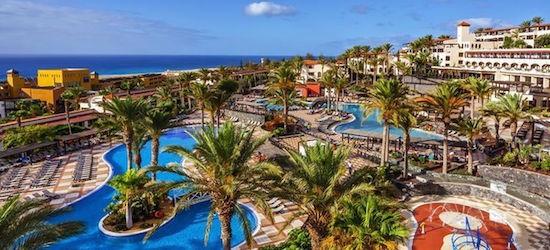 4* all-inclusive Fuerteventura week