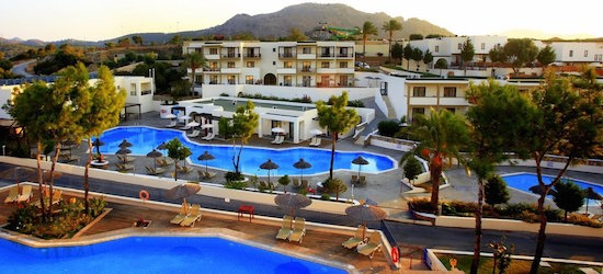 5* all-inclusive Rhodes week