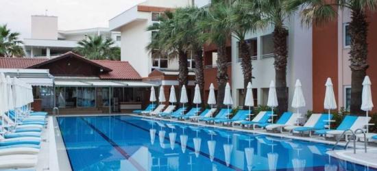 7 nights in Oct at the 4* Iko Garden Resort, Antalya, Turkey