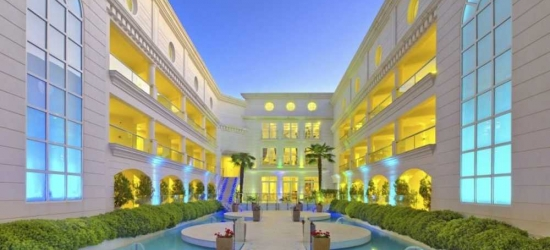 7 nights in Sep at the 5* Elinotel Apolamare, Halkidiki, Greece