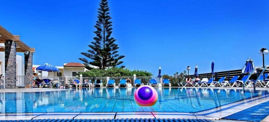 7 nights in Oct at the 4* Villa Mare Monte, Crete, Greece