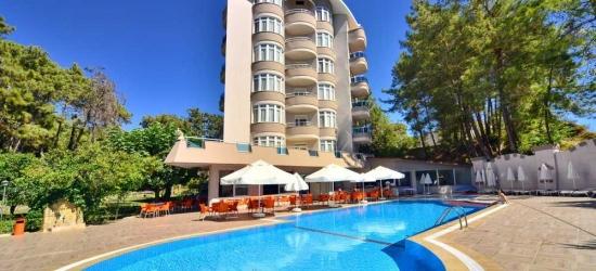 7 nights in May at the 4* Annabella Park Hotel, Antalya, Turkey