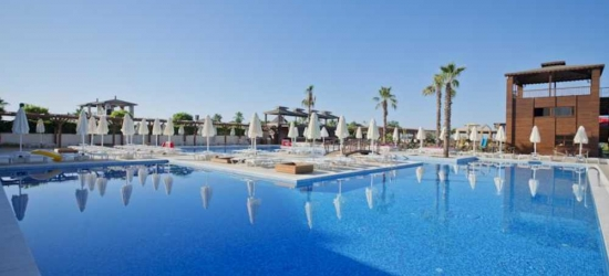 7 nights in Mar at the 5* Novia Dionis Resort & Spa, Antalya, Turkey