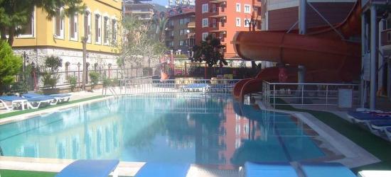 7 nights in Sep at the 4* Primera Hotel & Apart, Antalya, Turkey