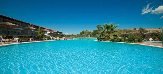 7 nights in Oct at the 5* Alexandros Palace Hotel, Halkidiki, Greece
