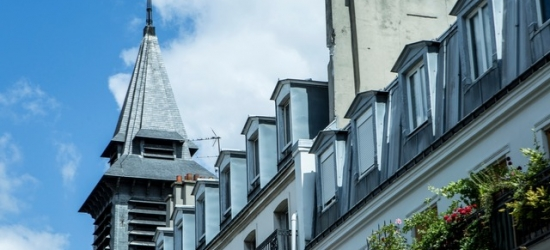 Based on 2 people per night | Contemporary boutique base in the heart of Paris, Hotel Beaurepaire, France