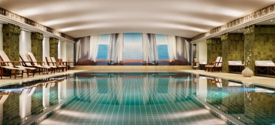 $ Based on 2 people per night | Five-star hotel in the heart of Hamburg, Park Hyatt Hamburg, Germany