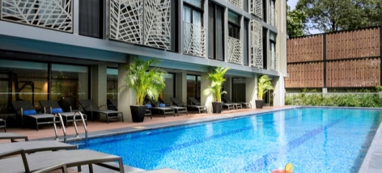$ Based on 2 people per night | Sharp apartment hotel in Ho Chi Minh City, SILA Urban Living, Vietnam