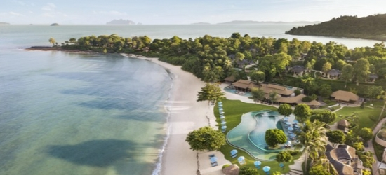 $ Based on 2 people per night | Ultra-luxe Thai island escape with pool villa & full board, The Naka Island, a Luxury Collection Resort & Spa, Phuket