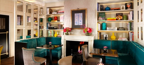 $ Based on 2 people per night | Petite luxury hotel in a posh London neighborhood, Flemings Mayfair, Mayfair, London