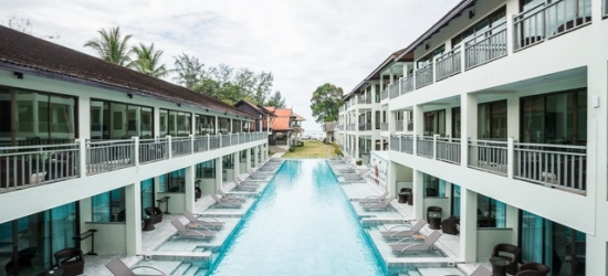Based on 2 people per night | Adults-only Khao Lak resort with optional pool access room, Hive Khaolak Beach Resort, Thailand