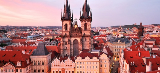 Based on 2 people per night | Convenient spa hotel near Prague's Old Town Square, Hotel Royal Prague, Czech Republic