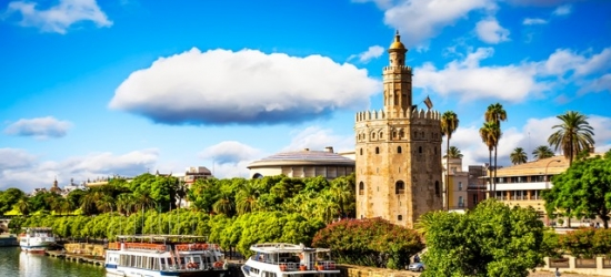 Based on 2 people per night | Lovely boutique hotel in the heart of Seville, Casa Romana, Seville, Spain