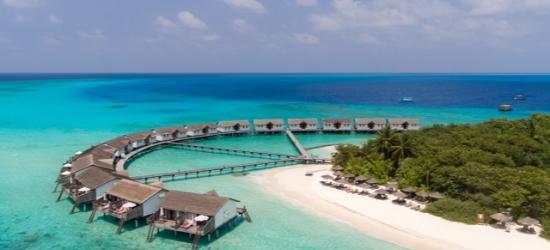 $ Based on 2 people per night | Maldives island idyll with full board, Reethi Beach Resort, Baa Atoll