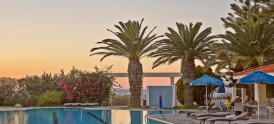 Based on 3 people per night | Chic Greek Island stay with stunning sea views, Ammos Resort, Kos, Greek Islands
