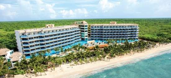 $ Based on 2 people per suite per night | All-inclusive 5* Riviera Maya beach escape, El Dorado Seaside Suites, Mexico