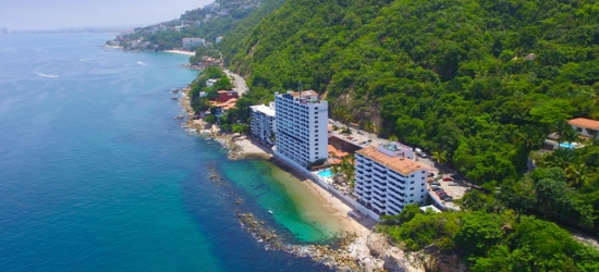 Based on 2 people per suite per night | Oceanfront retreat on Puerto Vallarta's best beach, Costa Sur Resort & Spa, Puerto Vallarta, Mexico