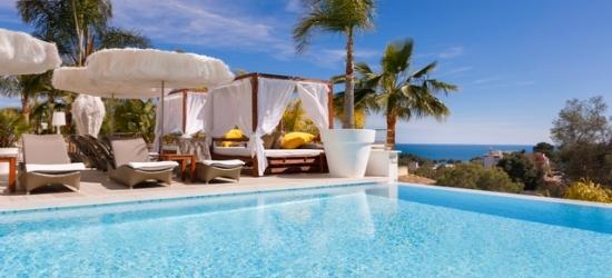 $ Based on 2 people per suite per night | 5* Boutique Mallorca stay near Palma, Portals Hills Boutique Hotel, Mallorca, Spain