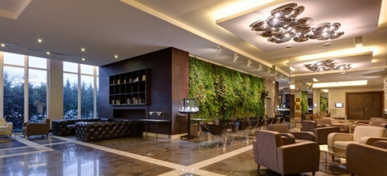 Based on 2 people per night | Hip Milan stay at an eco-friendly hotel, Klima Hotel Milano Fiere, Italy