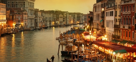 $ Based on 2 people per night | Waterside Grand Canal hotel in Venice, Hotel Carlton on the Grand Canal, Italy
