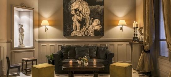 Based on 2 people per night | Intimate Paris hotel by leafy Bois de Vincennes, Hotel de la Porte Dorée, France