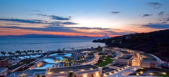Based on 2 people per night | 5* Halkidiki beachfront spa resort, Miraggio Thermal Spa Resort, Greece