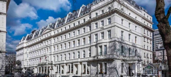 Based on 2 people per night | Plush Central London hotel right by Hyde Park, Corus Hotel Hyde Park, Lancaster Gate