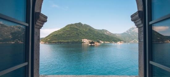 $ Based on 2 people per night | Historic seafront Montenegro stay, Iberostar Heritage Grand Perast, Perast