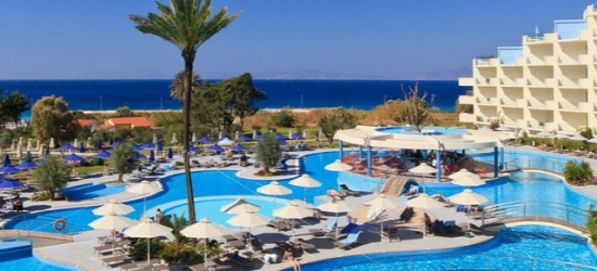 $ Based on 2 people per night | Five-star luxury spa resort in Rhodes, Atrium Platinum Resort Hotel & Spa, Rhodes, Greece