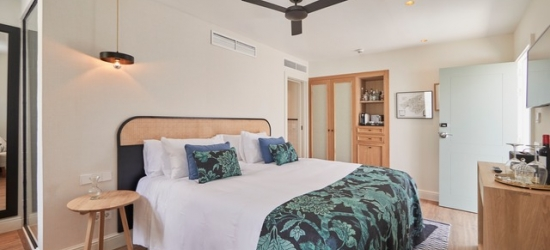 $ Based on 2 people per night | Stylish Palma stay at a boutique Old Town hotel, M House Hotel, Mallorca, Spain