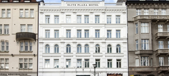 Based on 2 people per night | Elegant Sweden stay in a historic building in Malmö, Elite Plaza Hotel, Malmö, Sweden